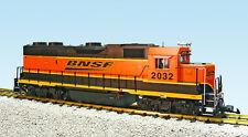 Usa Trains G Scale Gp38-2 Diesel Locomotive R22230 Bnsf Speed Lettering