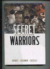 Secret Warriors Vol 1 - Nick Fury: Agent of Nothing - (Vf) 2009 Hc