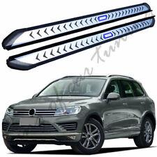 Nerf Bars Running Boards Side Steps Fits for VW Volkswagen Touareg 2011-2018