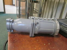 Russellstoll Receptacle 7428-78 60A 600V Used