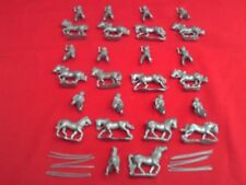 ESSEX MINIATURES 25/28 mm MACEDONIAN GENERAL & 12 COMPANION CAV WITH LANCE NEW