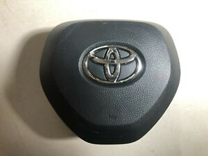 2019-2021 TOYOTA RAV4 DRIVER AIR WHEEL BAG