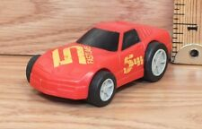 "Hasbro 1989 Burger King Record Breakers ""Fastlane"" Friction Driven Toy Car Only"