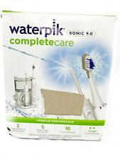 Open Box Waterpik Sonic 9.0 Complete Care Electric Toothbrush + Water Flosser