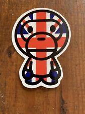 British Monkey Sticker For Skateboard, Laptop, Luggage, Mug