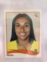 Panini Rookie Marta Brasilien FIFA World Cup 2011 Germany Nr. 272 *TOP*