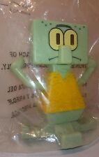 BURGER KING SQUIDWARD 2009 SEALED TOY FIGURE SpongeBob SquarePants squiddy
