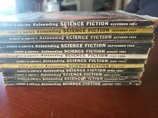 Pulp magazines science fiction