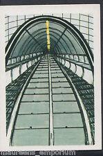 FKS 1978 Sticker - According To Guinness - No 177 - Longest Escalators