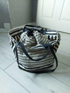 Next Beach Bag Shopper Shoulder Grab Large tote
