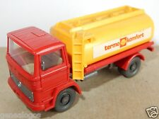 RARE WIKING HO 1/87 CAMION MB MERCEDES 1317 CITERNE TANKER TERMO SHELL KOMFORT