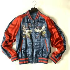 e12e3f59050 Louis Vuitton Souvenir Bomber Jacket Sz 50 Kim Jones 2016 AUTHENTIC Runway  Med