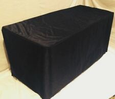 5 Ft Fitted Table Cover Waterproof Table Cover Patio Outdoor Indoor Trade Show