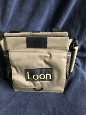 FlyFishing Chest Pack - Loon Brand - nwot, pockets and pouches, green