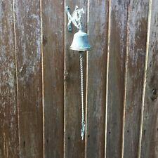 Brass garden  Small Roosting bird Bell