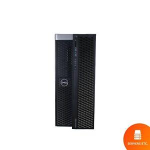 DELL PRECISION T5820 W-2104 4 CORE 3.20GHz 8GB 1.5TB SATA STORAGE P600
