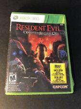 Resident Evil [ Operation Raccoon City ] (XBOX 360) NEW