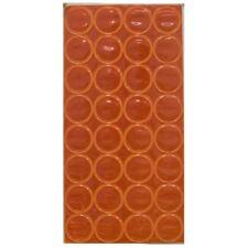 Reflective 1 Inch Adhesive Vinyl Hot Dots Sheet Of 32 Dots
