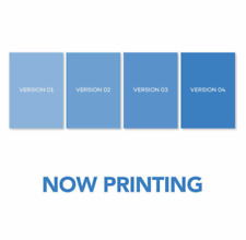 "K-POP BTS Album ""MAP OF THE SOUL : 7"" [ 1 Photobook + 1 CD ] VERSION 02"