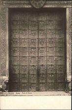 Salerno Italien Italia Kampanien ~1900 Duomo Porta di Bronzo Portal Dom Kirche