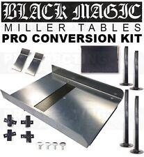 BLACK MAGIC PRO MILLER TABLE Conversion Vortex Matting Mat Tray Kit