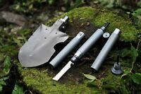 Genuine Zune Lotoo Outdoor Tactical Multifunctional Survival Shovel F-A2