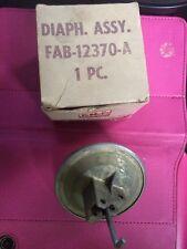 NOS OEM FoMoCo Ford FAB-12370-A 1954 1955 1956 Vacuum Distributor Diaphram