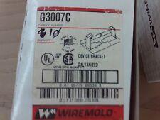 36 pcs Wiremold Device Bracket G3007C #1B-1045-C11