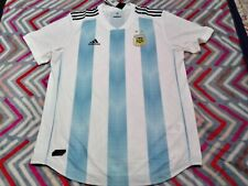 Argentina Adidas Climachill 2018 Home Jersey Sz XL Player Issue BNWT