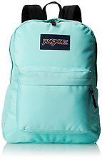 JanSports T501 Superbreak Classic Backpack Aqua Dash