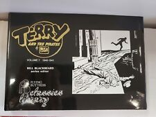Terry and the Pirates Vol 7    1940-1941    Hardcover    Limited 402/1400