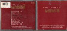 MATIA BAZAR raro CD 1992 TUTTO IL MONDO DEI MATIA fuori catalogo MADE in ITALY