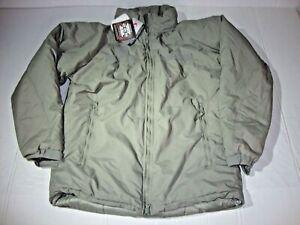 NWT US Army Primaloft Gen-III Extreme Cold Weather Parka Jacket MEDIUM-REGULAR