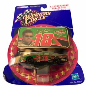 1:64 Scale Bobby Labonte #18 Interstate Batteries License Plate Coll. Vehicle