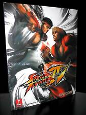 GUIDA STRATEGICA UFFICIALE DI STREET FIGHTER IV PS3 XBOX 360 PC NUOVO ITA PG390