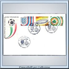 Mondiali Calcio Italia Cagliari Stadio S Elia 11-6-1990