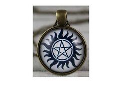 Supernatural pendentif Tatouage de Dean et Sam Supernatural tattoo pendant