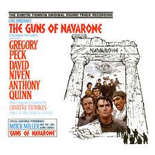 CD The Guns of Navarone (Les Canons de Navarone) - Bande Originale du Film - BOF