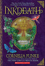 Inkdeath by Cornelia Funke (Paperback / softback)