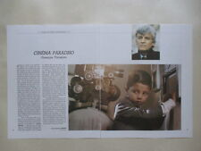 Cinema Paradiso Salvatore Cascio clippings France
