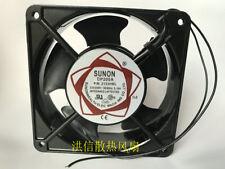 SUNON DP200A P//N 2123HST Fan 120*120*38mm 220V 0.14A 2pin