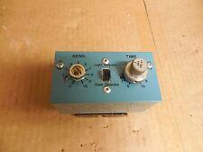 Honeywell Micro Switch Logic Module Fe-Tr5-14 15Vac 12Vdc 8 Pins w/Base