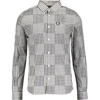 FRED PERRY Men's Multi Gingham Shirt - size M L
