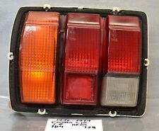 1976-1979 Toyota Corolla Coupe 2 door Left Driver OEM tail light 28 7D4