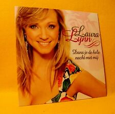 NEW Cardsleeve Single CD Laura Lynn Dans Je De Hele Nacht Met Mij 2TR 2007 Pop