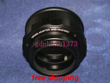 High-quality M42 to M42 Lens Adjustable Focusing Helicoid adapter 20mm~40mm