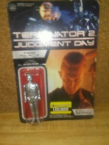 Terminator 2 Judgement Day T1000 Final Battle Metal Form 3 3/4in Preowned BB