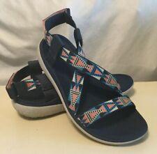 """TEVA Women's Terra-Float """"LIVIA"""" Sandals Cute Super Light Comfy Sz 5 EUC!"""