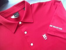 Nos - Dunning Performance Golf Polo - M - Montclair Cc - The Valley Cup