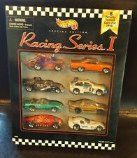 New! 1998 Hot Wheels Racing Series 1 Vehicles Car Set, Misb